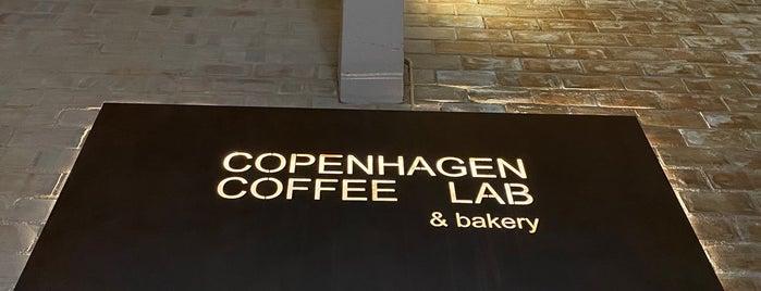 Copenhagen Coffee Lab is one of Lisboa.