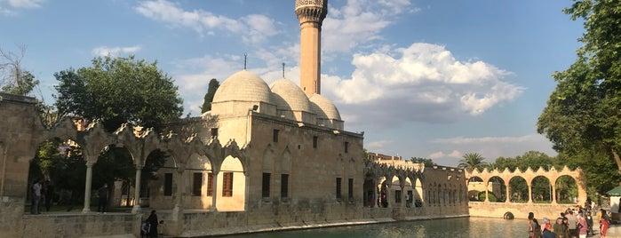 Balıklıgöl Dergah is one of Posti che sono piaciuti a Pelin.
