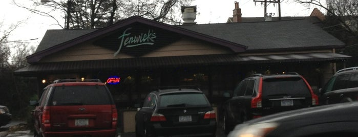 Fenwicks Restaurant is one of NC to try.