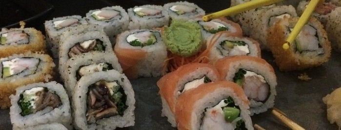 Miyagi Shushi is one of Sushi en Montevideo.