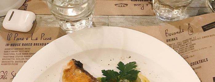 iO Italian Osteria is one of Locais salvos de Markus.