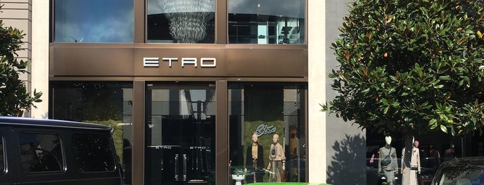 Etro is one of İstanbul Shopping.