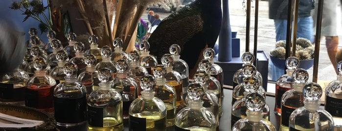 aedes perfumery is one of NY.
