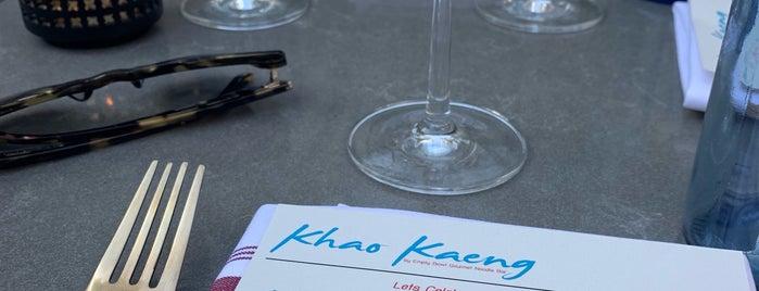 Khao Kaeng is one of santa barbara.
