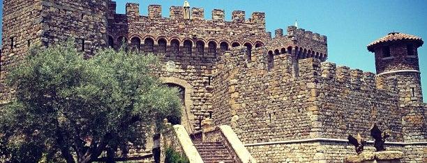 Castello di Amorosa is one of NAPA VALLEY.