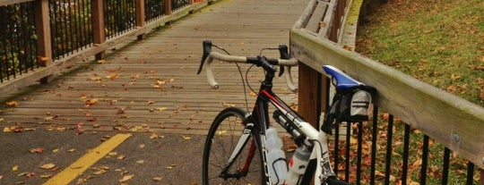 Mount Vernon Trail is one of #UberApproved in DC.