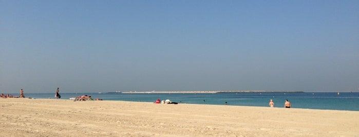 Jumeirah 3 Open Beach is one of DUBAI VISITADOS.