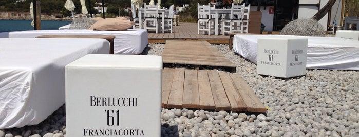Soul Beach Café Ibiza is one of Ibiza.