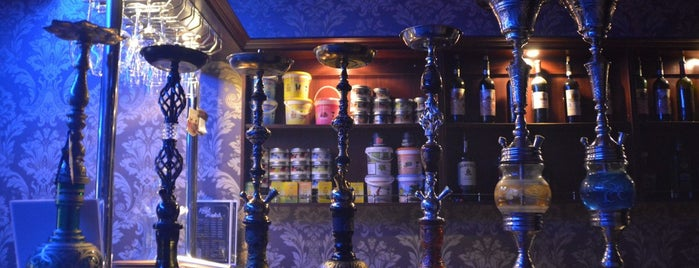 Royal Hookah is one of Lieux sauvegardés par Alina ♠️.