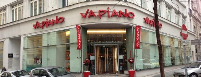 Vapiano is one of Posti salvati di Georban.