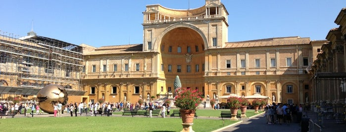 Vatican Museums is one of Rome.