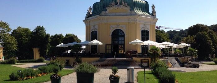 Café Restaurant Kaiserpavillon is one of Vienna my love.
