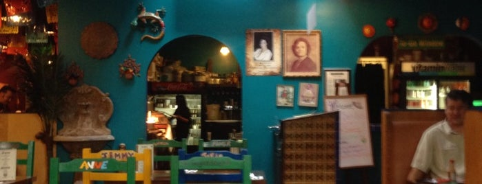 Celia's Mexican Restaurant is one of East Bay.