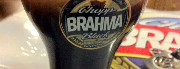 Quiosque Chopp Brahma is one of Locais curtidos por Felipe.