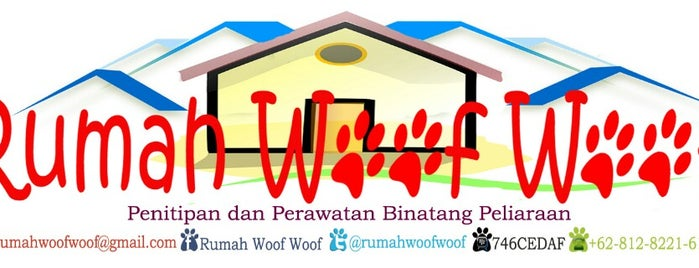 Rumah Woof Woof is one of Lugares guardados de Chris.