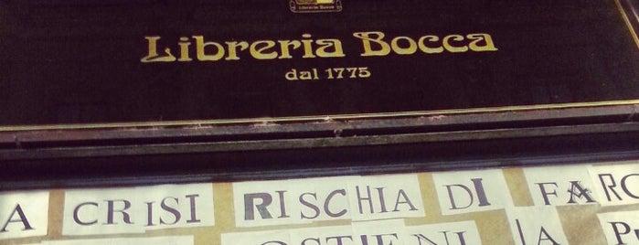 Libreria Bocca is one of Locais curtidos por Valeria.