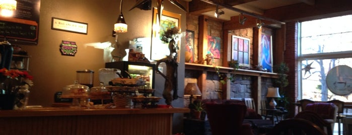 Good Karma Coffee House & Deli is one of Done.