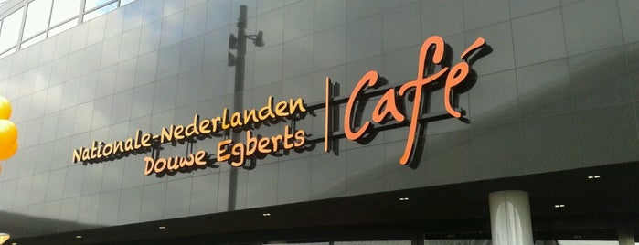 Nationale-Nederlanden Douwe Egberts Café is one of (Temp) Best of Rotterdam.