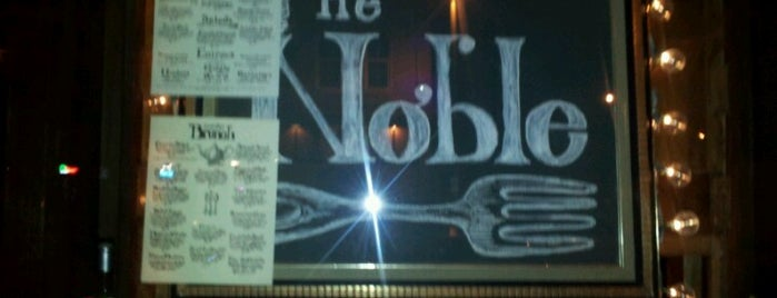 The Noble is one of Milwaukee Area To-Do's.