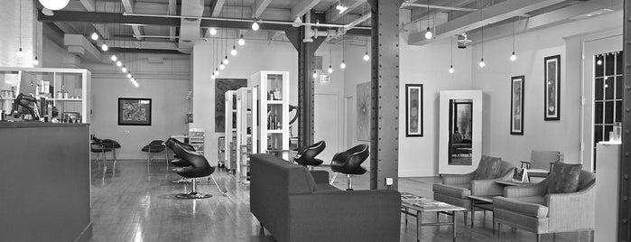 Mixed Co. Salon is one of Tempat yang Disukai Stefanie.