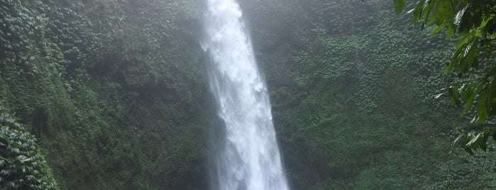 Nung Nung Waterfall is one of Bali.