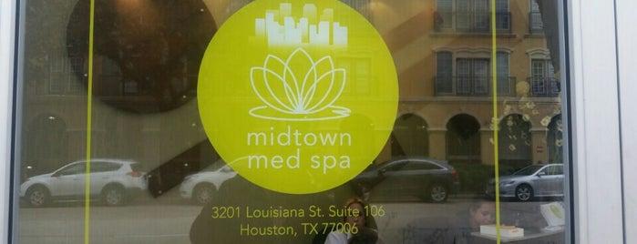 Midtown Med Spa is one of Jessica'nın Beğendiği Mekanlar.