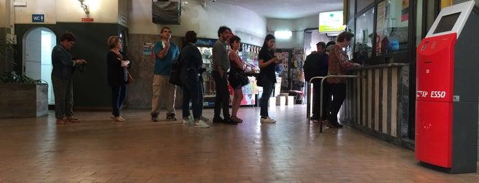Terminal Rodoviário de Faro is one of Audrey'in Beğendiği Mekanlar.