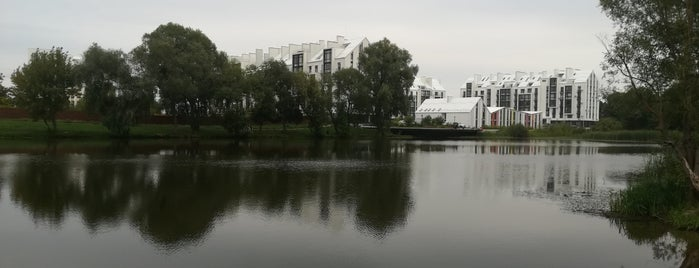 Білий шоколад (City Lake) is one of Lieux qui ont plu à Алена.