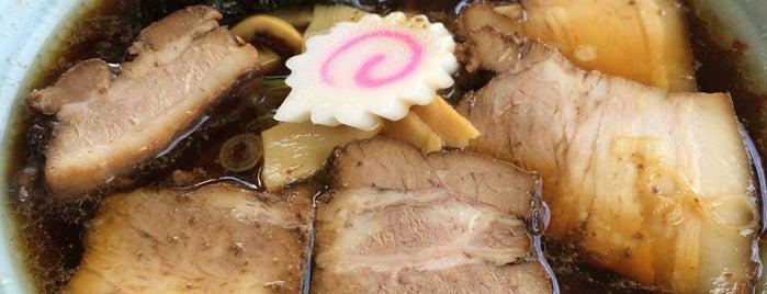 みどりや食堂 is one of [todo] kobuchizawa | 小淵沢.