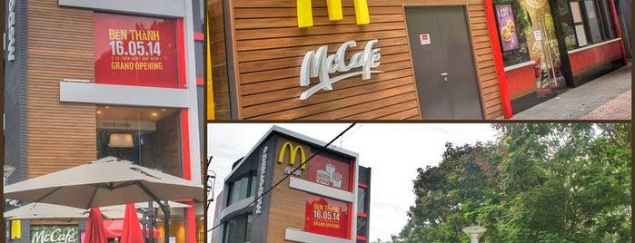 McDonald's is one of Posti che sono piaciuti a Irina.