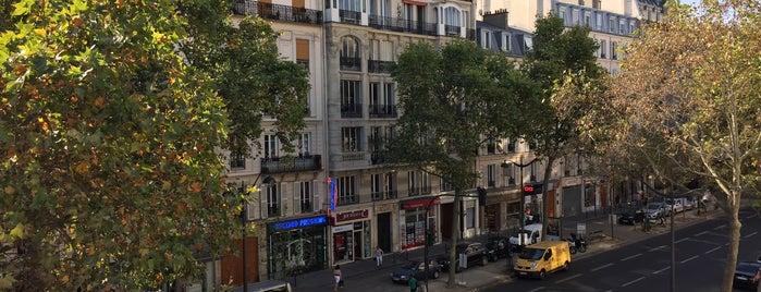 Hôtel de La Motte Picquet is one of Posti che sono piaciuti a Maria Bernadete.