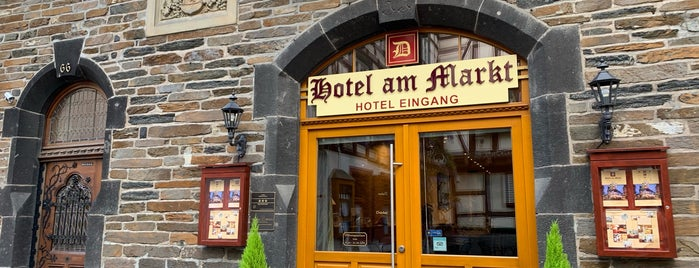 Hotel am Markt is one of Comer.
