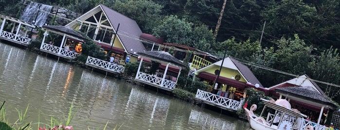 Sopeli Doğal Yaşam Köyü is one of Tempat yang Disukai Wafa.