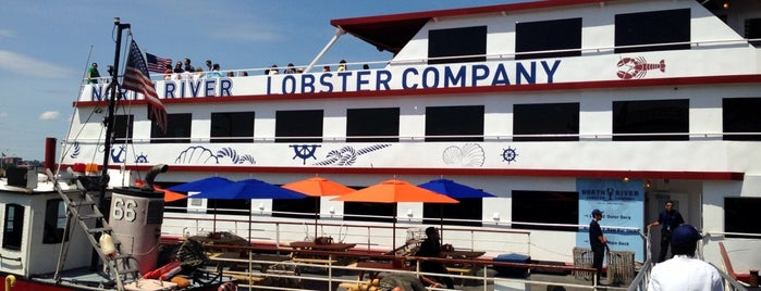North River Lobster Company is one of NYC Summer Activities.