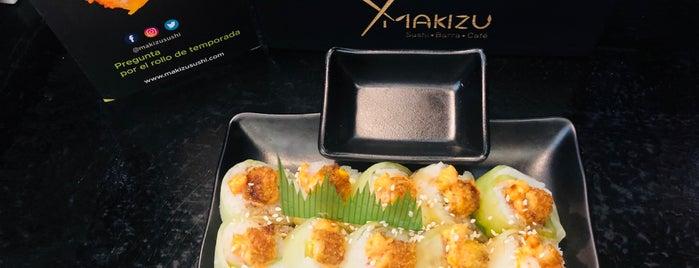Makizu Sushi is one of Comida Japonesa.