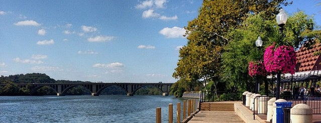 Georgetown Waterfront is one of Guide to DC.