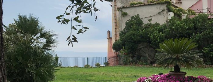 Belvedere Principessa di Piemonte is one of Amalfi Coast, Italy.
