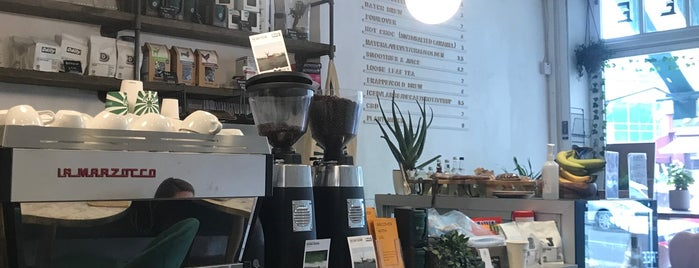 Holy Shot is one of Shoreditch coffee.