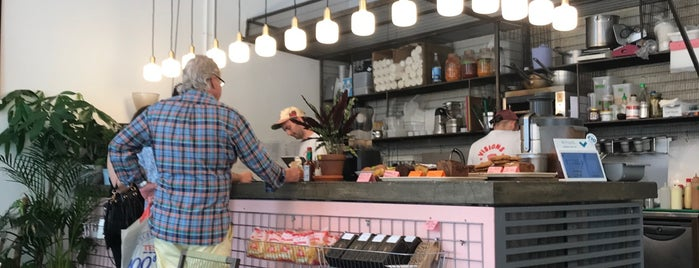 Visions Canteen is one of 111 Coffee Shops in London.