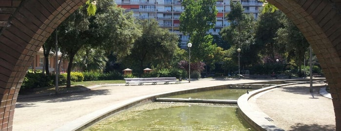 Parc de les Corts is one of jordiさんのお気に入りスポット.
