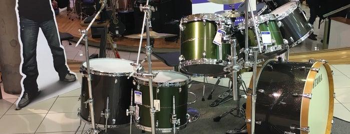Audiomusica Megatienda is one of Locais curtidos por Jorge.