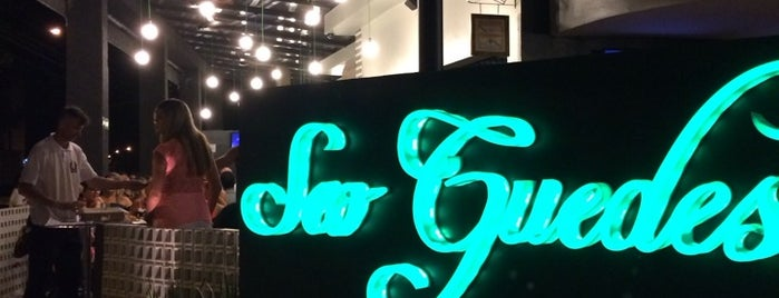 Seo Guedes Bar is one of Locais salvos de Giovanna.