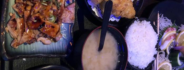 Mt Fuji Sushi & Rolls is one of Foods!.