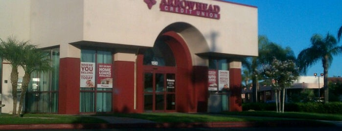 Arrowhead Credit Union is one of Posti che sono piaciuti a T2TheLee.