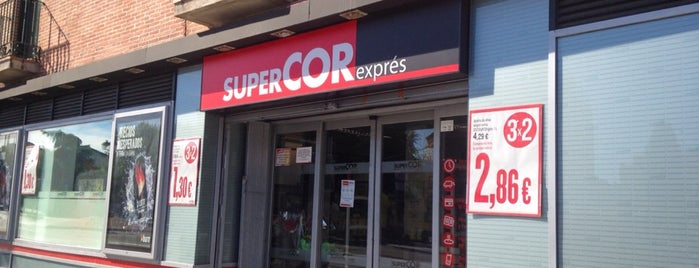 Supercor Exprés is one of Natiaさんのお気に入りスポット.