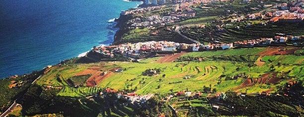 Mirador El Lance is one of Islas Canarias: Tenerife.