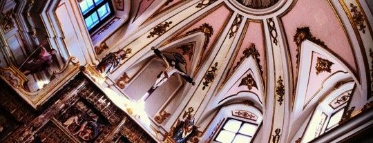 Monasterio de El Paular is one of MADRID ★ Actividades con Niños ★.