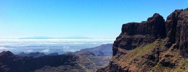 Mirador de Cherfe is one of Islas Canarias: Tenerife.