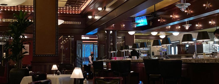 Pappas Bros. Steakhouse is one of Bill Carson Connect 2019 Restaurant list.