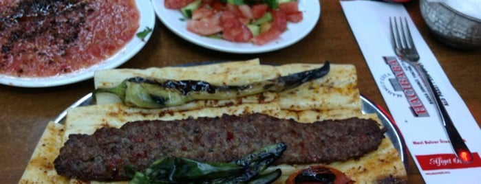 Hacıbaba Kebap is one of ANTEP&ADANA&MERSIN.